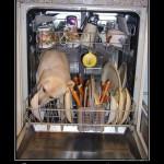 Секрет посудомоечной машины